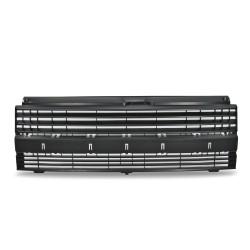 Kühlergrill, Sportgrill, schwarz, ohne Emblem passend für VW T4 90-96