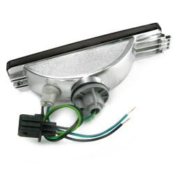 Frontblinker, Blinker, mit Standlichtfunktion, Klarglas / chrom passend für  VW Golf 2 (19E, 1G1) Baujahr 09.1989-12.1992
