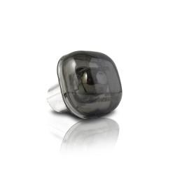 Seitenblinkleuchten, Klarglas, Schwarz passend für Audi A3 96-00, A4 94-98, A8