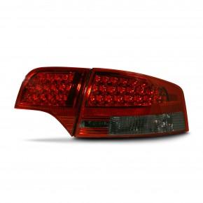 LED Rückleuchten rot-schwarz passend für Audi A4 B7 Limo Bj. 04-08