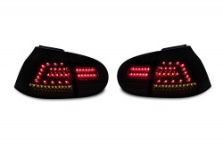 UrbanStyle LED Rear lights completely black suitable for VW Golf 5 year 03-08