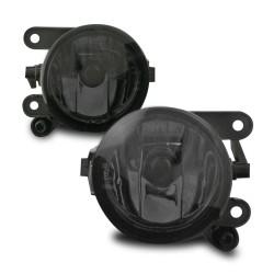 Nebelscheinwerfer,Nebelscheinwerfersatz Klar / schwarz passend für VW Golf 5/ Tiguan 07-11