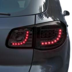 Feux arrière, LED, VW Tiguan 07-11, nouveau design, noir