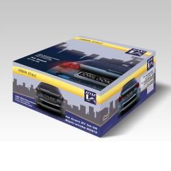 New Design LED Rückleuchten schwarz passend für Audi A4 Avant B7 Bj. 04-08