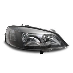 Scheinwerfer mit integrierte Blinker und  LWR passend für Opel Astra G Bj. 98-04