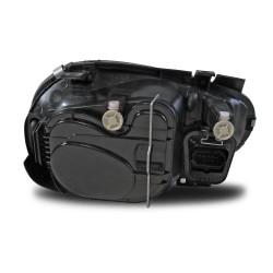 Scheinwerfer mit integrierten Nebelscheinwerfer, Blinker und LWR passend für VW Golf 4 year 98-03