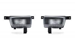 Nebelscheinwerfer Klarglas passend für Opel Astra G Baujahr 1998-2009