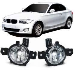 Nebelscheinwerfer Klarglas passend für BMW 1er E81, E82, E87, E88, X1 E84, X3 E83 und X5 E70