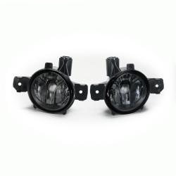 Nebelscheinwerfer Smoke-Glas passend für BMW 1er E81, E82, E87, E88, X1 E84, X3 E83 und X5 E70