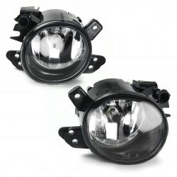 Nebelscheinwerfer,Nebelscheinwerfersatz, inkl. Leuchtmittel H11, klar passend für Mercedes ML W164, Bj. 2005-2011