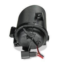 Nebelscheinwerfer Smokeglas passend für  Seat Altea (5P1) Bj. 04 -, Altea XL (5P5, 5P8) Bj. 06 -, Ibiza (6L1) Bj. 02 -09, Leon (1P1) Bj. 05 - 12, Toledo (5P2) Bj. 04 -09, VW Fox (5Z1, 5Z3) Bj. 03 -, Polo (9N) Bj. 01 -09