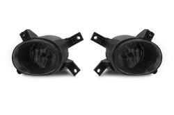 Nebelscheinwerfer Smokeglas passend für Audi A3 Cabrio Bj. 08 -13, Audi A3 (8P1/8PA) Bj. 03 -08, Audi A4 (8EC/8ED) Bj. 04-08, A4 Cabrio (8H7/8HE) Bj. 05-09