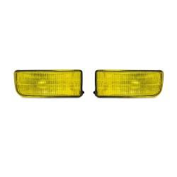 Nebelscheinwerfer Satz,gelb,Klarglas passend für BMW E36 inkl. M3 Baujahr 1992-1998