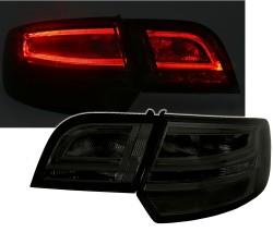 LED Lightbar Rückleuchten schwarz passend für Audi A3 Sportback, Bj. 9.04-3.08
