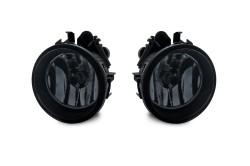 Nebelscheinwerfer,Nebelscheinwerfersatz, schwarz passend für BMW X1 (F48) Bj. 15-, X3 Bj. 10-, X5 (F26) Bj. 14-, X5 (F15) Bj. 12-, X6 (f16) Bj. 14-