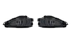 Nebelscheinwerfer,Nebelscheinwerfersatz, schwarz passend für Opel Insignia Bj. 2008-2013