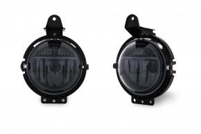 Nebelscheinwerfer Smokeglas passend für Mini Clubman, Convertible, Coupé und Roadster (R55 / 56 / 57 / 58 / 59) Bj. 2006-2013
