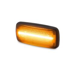 Seitenblinkleuchten, Lightbar, smoke passend für  Audi A2 01-05, A3 96-03, A4 95-00, A6 97-05, A8 96-02, TT 98-06