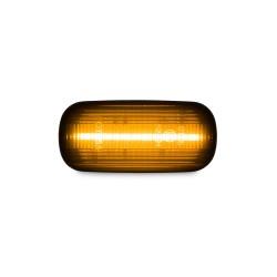 Seitenblinkleuchten, Lightbar, smoke passend für Audi A3 8P 06-13, A4/ S4 B6 02-05, A4/ S4/ RS4 06-08, A6/ S6 C5 02-04, A8 96-02, A8 D3 04-09, TT 8J Roadster 07-11