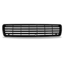 Kühlergrill ohne Emblem, schwarz passend für Audi 80 B4