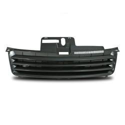 Kühlergrill, Sportgrill, ohne Emblem  schwarz passend für VW Polo 9N