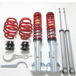 Redline Gewindefahrwerk passend für BMW E36 4 und 6 Zylinder inkl. Touring-Modelle Baujahr 6.1992 - 2000