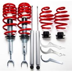 RedLine Gewindefahrwerk passend für Skoda Superb (3U) 1.8 T, 2.0, 2.8 V6, 1.9TDi, 2.5 V6 Tdi nicht geeignet für Automatik-Modelle